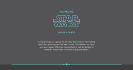 Star Wars data visualizing